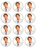 Cliff Richard Edible Icing Cake Topper 03
