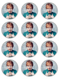 Ed Sheeran Edible Icing Cake Topper 02