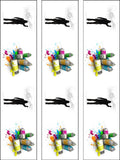 Graffiti Wall Art Edible Icing Cake Topper 05