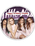 Little Mix Edible Icing Cake Topper 02