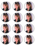 Madonna Edible Icing Cake Topper 01