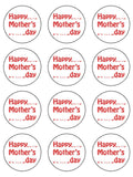 Mother's Day Edible Icing Cake Topper 02