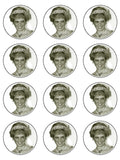 Princess Diana Lady Di Edible Icing Cake Topper 02
