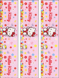 Hello Kitty Edible Icing Cake Topper 03