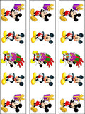 Mickey Mouse Edible Icing Cake Topper 02