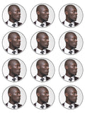 Stormzy Edible Icing Cake Topper 01