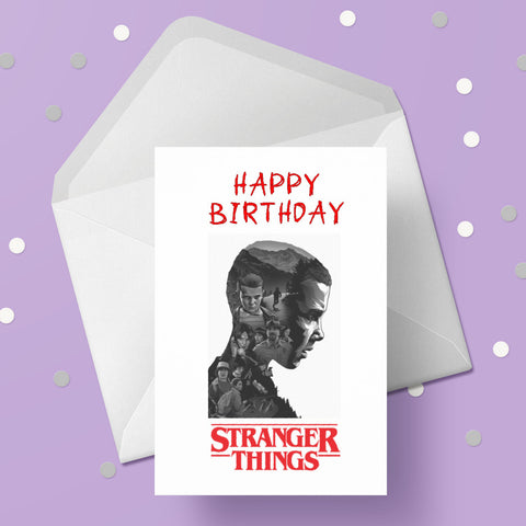 Stranger Things Card 03