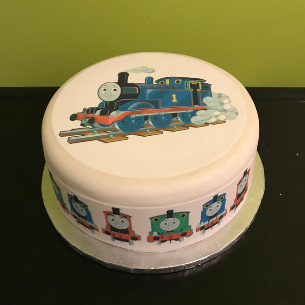 Thomas the Tank Engine Edible Icing Cake Topper 03
