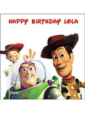 Toy Story Edible Icing Cake Topper 06