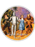 Wizard of Oz Edible Icing Cake Topper 01