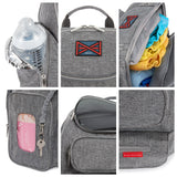Bag Nation Backpack Diaper Bag