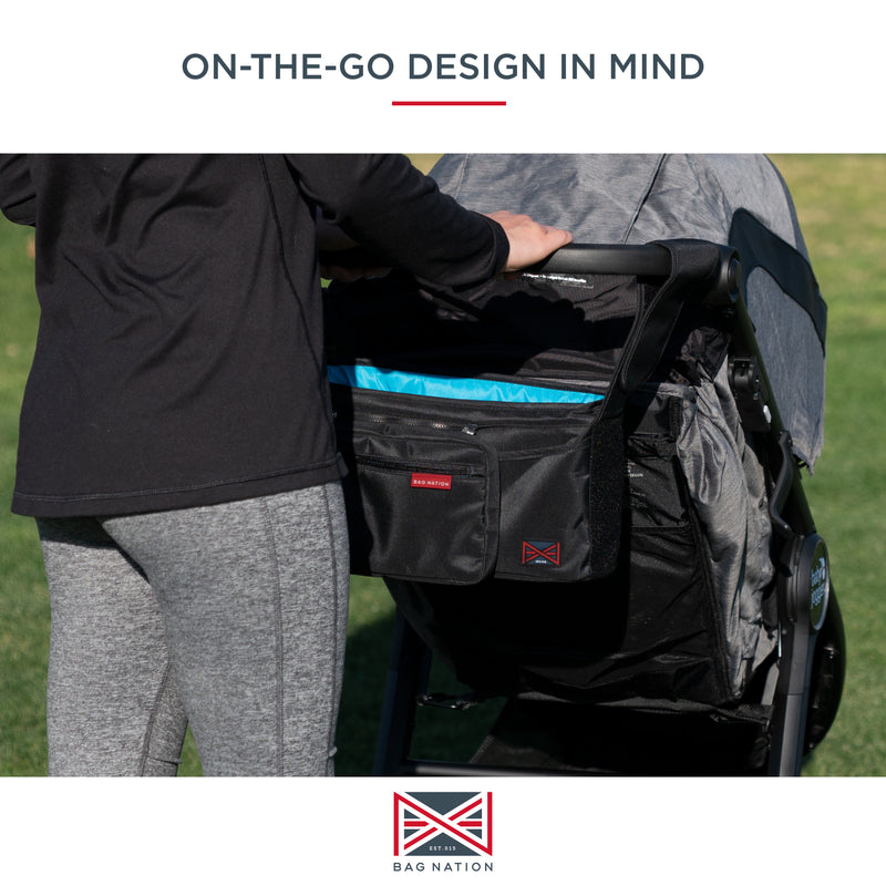 Bag Nation - Universal Stroller Organizer