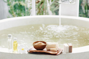 7 Health Benefits of Bubble Baths | Waterlilies And Company
