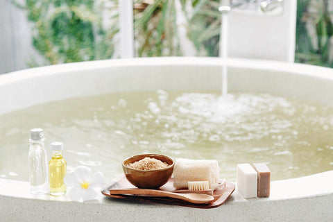 7 Health Benefits of Bubble Baths