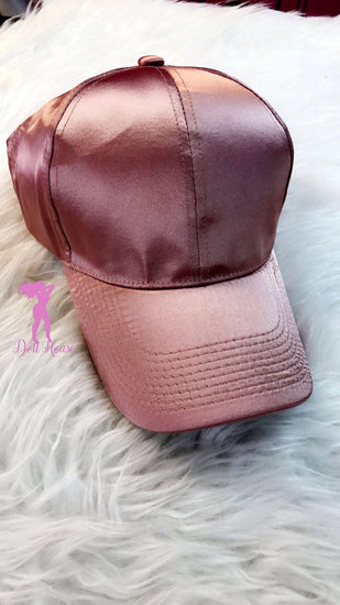 BARBIE MAUVE CAP