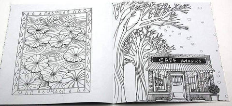 Image of Coloring Book 'Four Seasons' - QuantumBitz