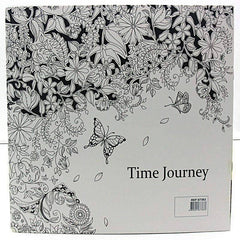 Coloring Book 'Time Journey'