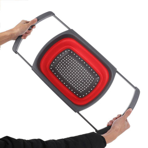 Image of Progressive Collapsible Colander - QuantumBitz