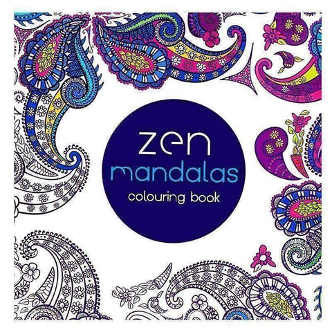 Image of Coloring Book 'Zen' - QuantumBitz