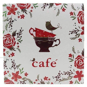 Coloring Book 'Cafe' - QuantumBitz 24 Pages English Edition Cafe Coloring Book For Adult Relieve Stress Kill Time Graffiti Painting Drawing Book