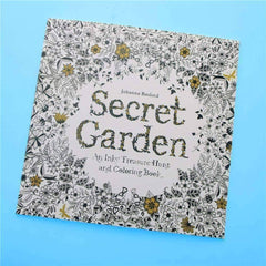 Coloring Book 'Secret Garden' - QuantumBitz 24 Pages Secret Garden English Edition Coloring Book For Children Adult Relieve Stress Kill Time Painting Drawing Book 24 Pages Secret Garden English Edition Coloring Book For Children Adult Relieve Stress Kill Time Painting Drawing Book