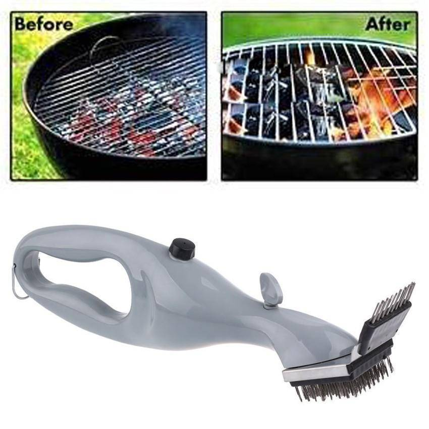 Multi-functional BBQ Cleaning Brush