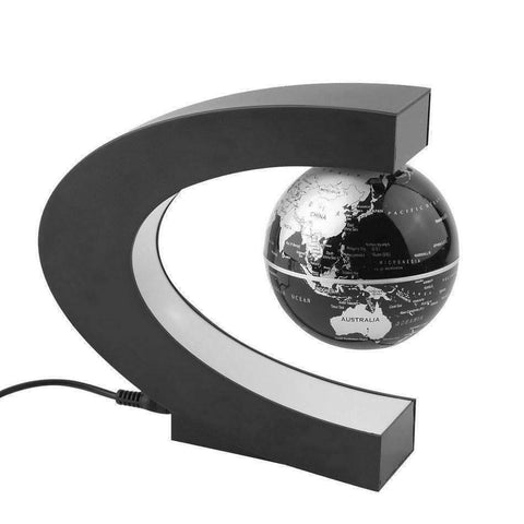 Image of Magnetic Anti-Gravity Globe - QuantumBitz
