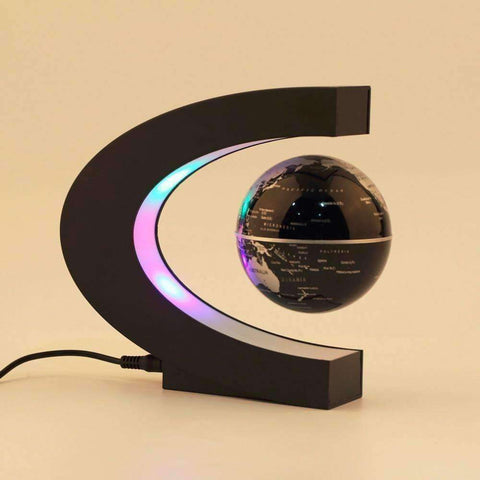 Magnetic Anti-Gravity Globe - QuantumBitz