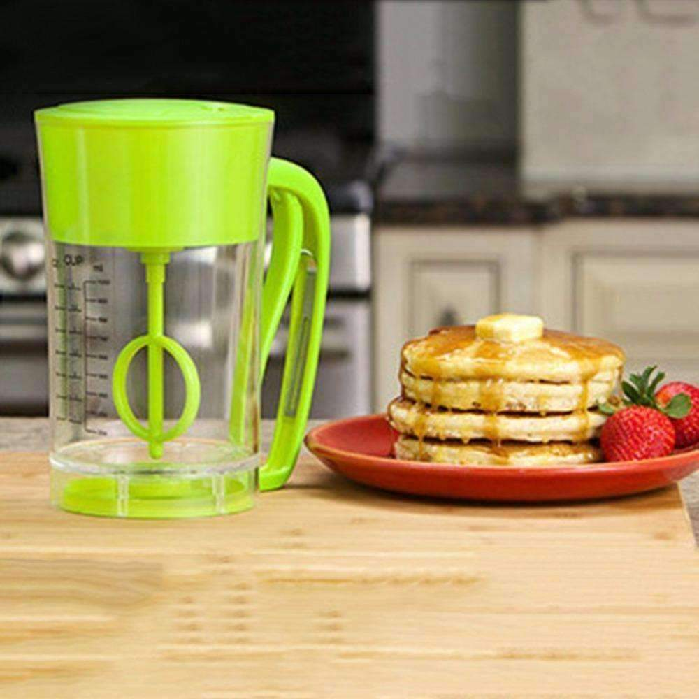 Express Pancake Batter Dispenser - QuantumBitz