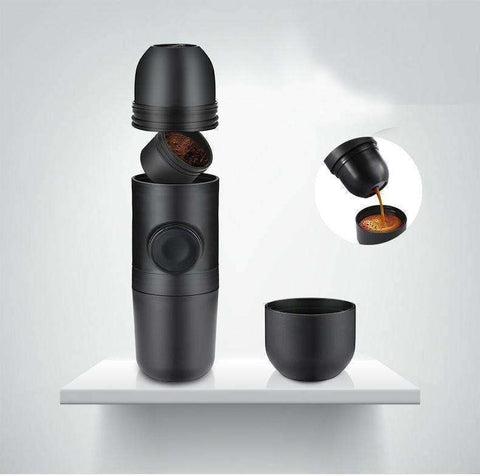 Image of Mini Expresso Maker - QuantumBitz