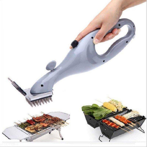 Image of Multi-functional BBQ Cleaning Brush