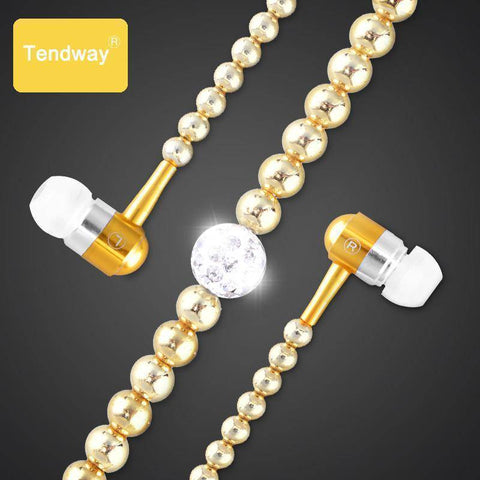 Image of Premium Pearl Earphones
