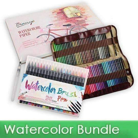 Image of Watercolor Bundle - QuantumBitz