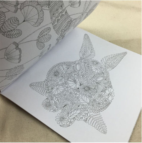 Coloring Book 'Animal Kingdom' - QuantumBitz