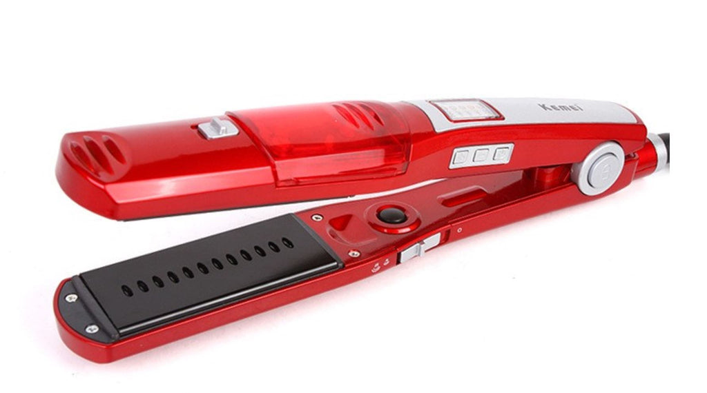 Ionic Steam Hair Straighteners - QuantumBitz