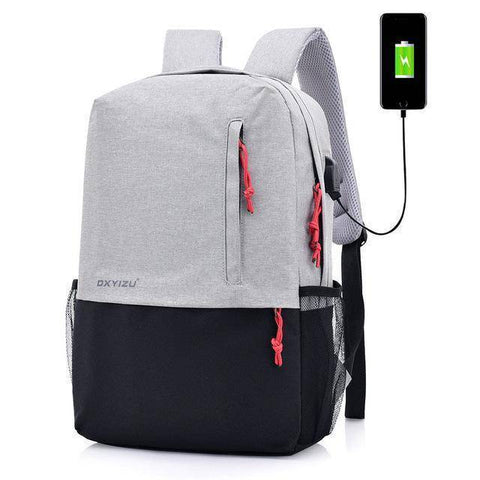 Image of Classic Backpack USB Charger