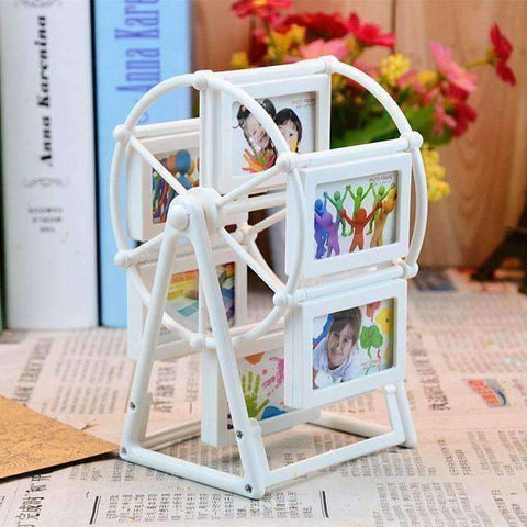 Ferris Wheel Photo Frame - QuantumBitz