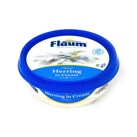Herring In Cream Sauce<br> 8oz