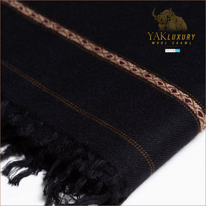 YAK Luxury Wool Shawl