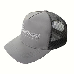 Grey Cheemozé London Trucker Cap