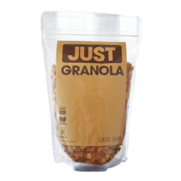JUST Granola - Back in Stock! - JUST WATER