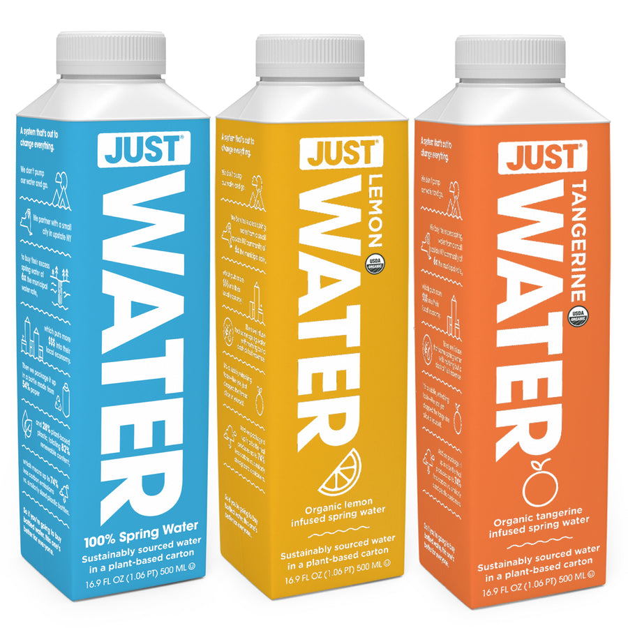 JUST Bundle | 24 Pack - JUST WATER