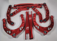 Blood Red Control Arm Kits