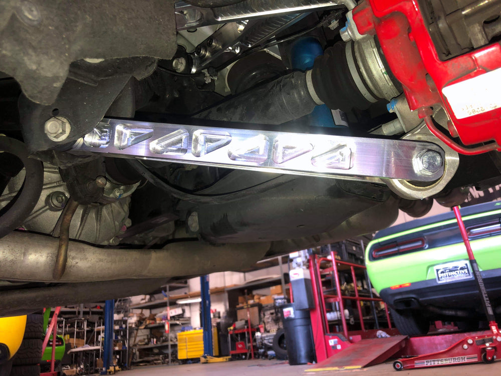 Chevy Camaro 2016+ SS RS 1LE ZL1 Lower Rear Trailing Arms