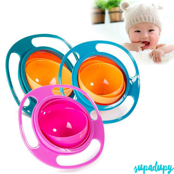 Baby No Spilling Lunch Bowl