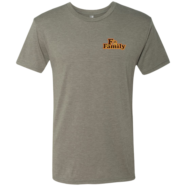 FIFF - Next Level Men's Tri-Blend Tee