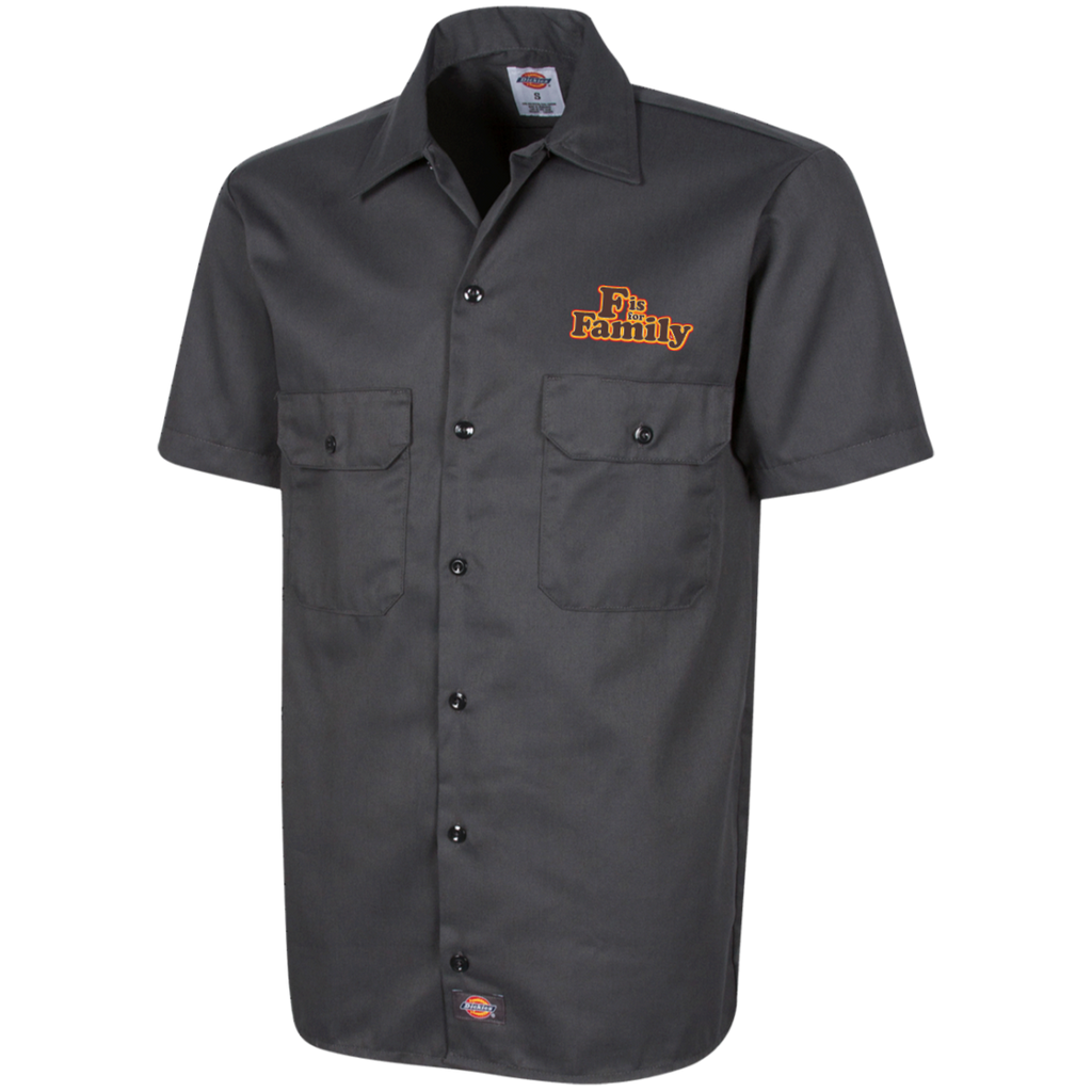 FIFF - Dickies Men's Short Sleeve Workshirt