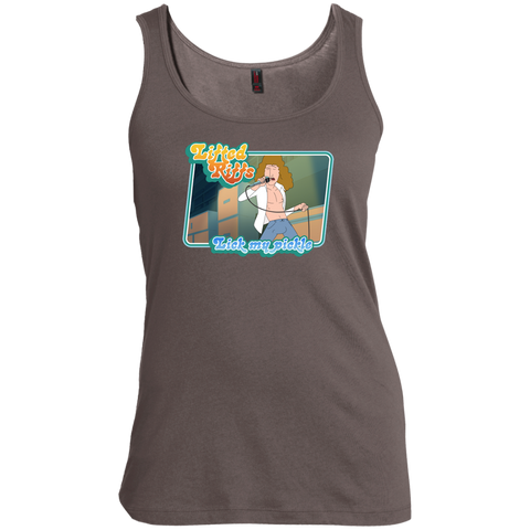 Lick My Pickle - Women's Scoop Neck Tank Top