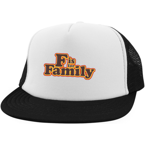 FIFF - Trucker Hat with Snapback