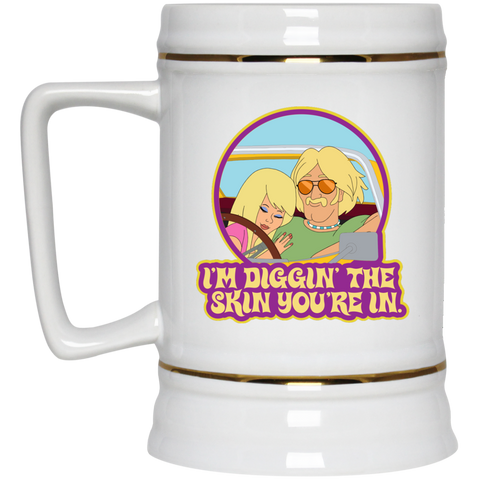 Vic - Beer Stein - 22 oz
